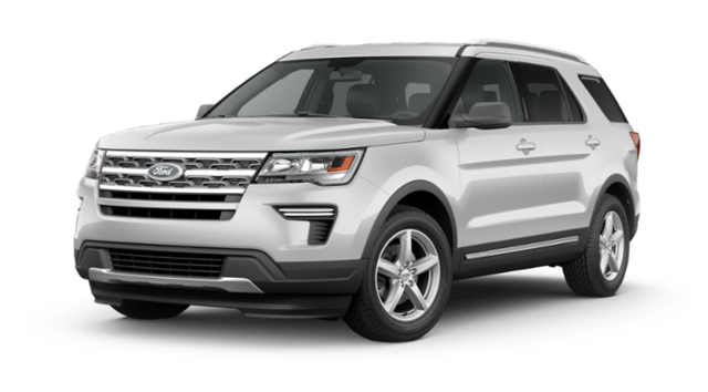 New 2019 Ford Explorer XLT SUV For Sale Folsom California